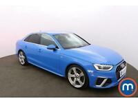 2020 Audi A4 35 TDI S Line 4dr S Tronic Auto Saloon Diesel Automatic