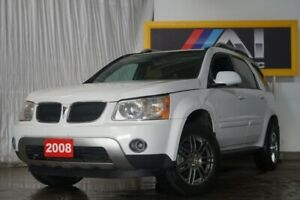 2008 Pontiac Torrent AWD Sunroof Alloy