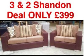 Gorgeous NEW 3&2 SHANDON only £399