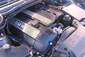 M54B25 engine BMW E46 E36 E39 E60 E61 E83 E85