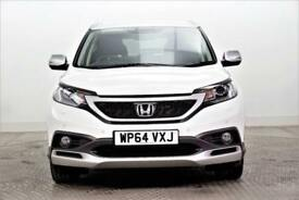 2014 Honda CR-V I-DTEC SR Diesel white Manual