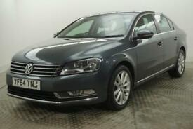 2014 Volkswagen Passat EXECUTIVE TDI BLUEMOTION TECHNOLOGY Diesel grey Manual