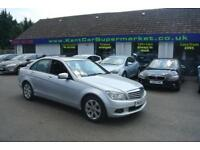 Mercedes C180 KOMPRESSOR BLUEEFFICIENCY SE