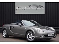 2005 Toyota MR2 1.8 VVT-i Roadster MK3 Manual *Exceptional Condition*