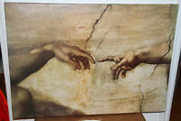 Canvas reproduction