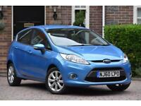 '60' Ford Fiesta 1.4 ( 96ps ) auto Zetec 5dr A/C AUTOMATIC ONLY 28,000 MILES