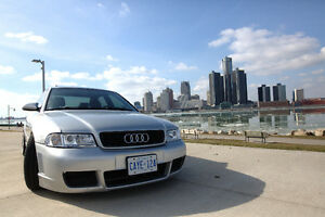 2001 Audi S4 Sedan AWD Turbo