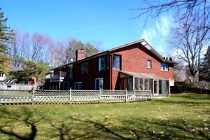 BAY OF QUINTE WATERFRONT HOME - A MUST SEE!