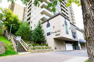 2BED Downtown Highrise Beautiful River Vally View Available NOW