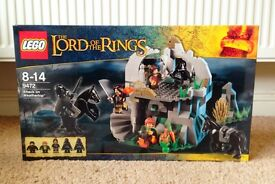 Lego Lord of the Rings Attack on Weathertop New