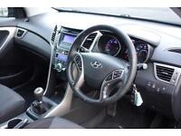 2012 Hyundai i30 1.6 CRDi Blue Drive Style 5dr (ISG)