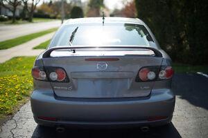 2006 Mazda Mazda6 Sport Hatchback