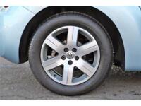 2007 Volkswagen Beetle 1.6 Luna Cabriolet 2dr Petrol blue Manual