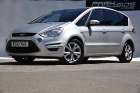 2010 Ford S-Max 2.0 TDCi Titanium Powershift 5dr