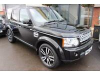 Land Rover Discovery 4 SDV6 XS-SAT NAV-HEATED SEATS
