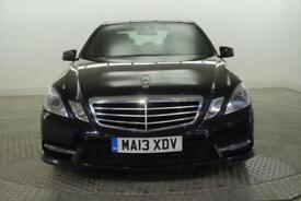 2013 Mercedes-Benz E Class E250 CDI BLUEEFFICIENCY SPORT Diesel black Automatic