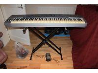 Keystation Pro 88 electric keyboard / keyboard / synthesiser