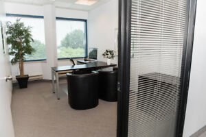 Professional All-Inclusive Private Offices Available