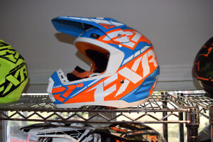 FXR TORQUE SNOWMOBILE HELMETS ARE IN STOCK NOW!