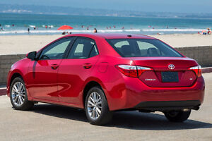 2015 Toyota Corolla LE Sedan Cambridge Kitchener Area image 1