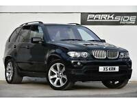 2005 BMW X5 4.8 is S 5dr
