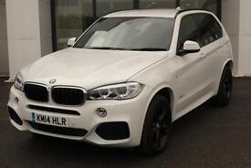 2014 BMW X5 2.0 25d M Sport xDrive 5dr (start/stop)