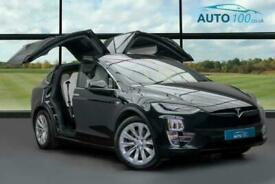 image for 2018 Tesla Model X 75D Dual Motor Auto 4WDE 5dr