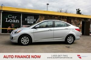 2015 Hyundai Accent LOW KMS WARRANTY UBER/TAPP CAR DRIVERS CALL