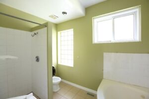 Nov.01 available main floor Furnished private single bedroom ren
