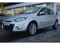 GOOD CREDIT CAR FINANCE AVAILABLE 2012 12 Renault Clio 1.2 Tom Tom