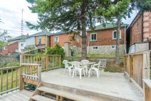 Detached Home Owner Sale, agent welcome.Open House MLS#:W3981402