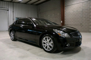 10 INFINITI G37xS AWD HEATLEATHER STUD WINTER TIRES CAR STARTER