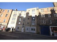 Spacious Two Bedroom property in popular Leith area of Edinburgh.