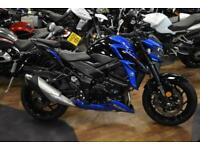 Suzuki GSXS 750, 2018, very low mileage