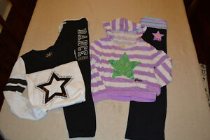 2 Justice Dance Outfits Size 8 Kingston Kingston Area image 1