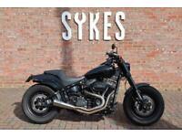 2018 Harley-Davidson FXFBS Softail Fat Bob 114