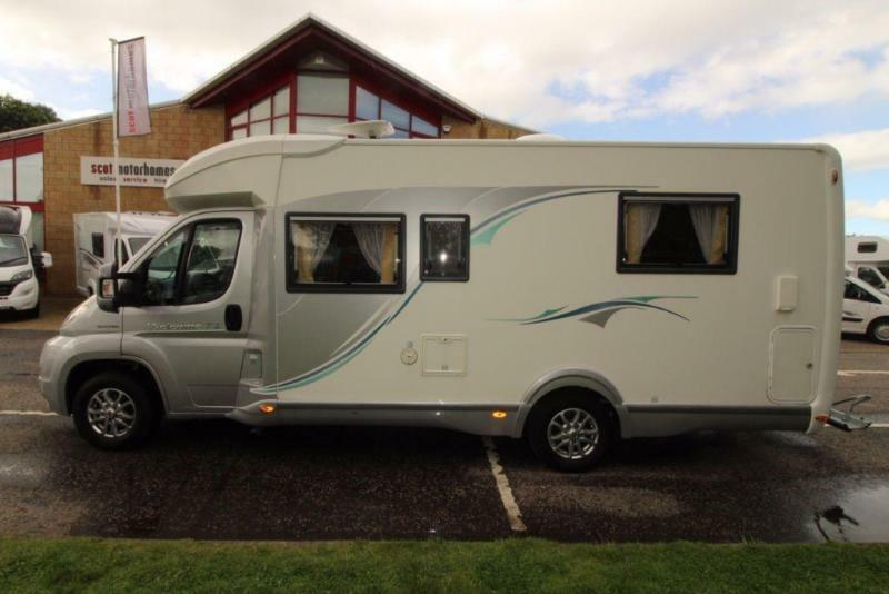 Chausson Welcome 72 3 Berth Motorhome for sale