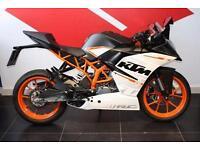 2016 66 KTM RC 373CC RC 390 EX-DEMO
