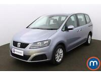 2019 SEAT Alhambra 1.4 TSI S [EZ] 150 5dr People Carrier Petrol Manual