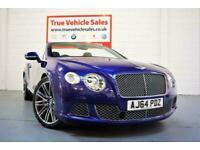Bentley Continental Convertible GTC 6.0 W12 635Bhp Speed Edition
