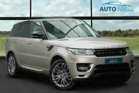image for 2016 Land Rover Range Rover Sport 3.0 SD V6 Autobiography Dynamic Auto 4WD (s/s)