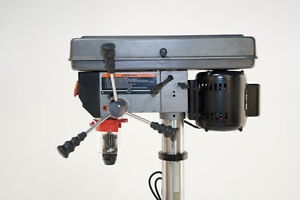 """13"""" Drill Press with Safe Guard London Ontario image 5"""