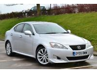 2009 Lexus IS 250 2.5 SR Saloon 4dr Petrol Automatic (214 g/km, 204 bhp)