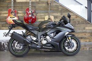 2016 Kawasaki Ninja ZX-6R ABS