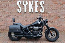 2019 Harley-Davidson FLSL Softail Slim 114 Stage 3 Black