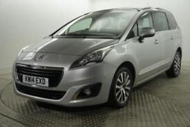 2014 Peugeot 5008 HDI ALLURE Diesel silver Automatic