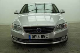 2014 Volvo S80 D4 SE LUX Diesel silver Automatic