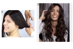 Hair growing too slowly? Let The Extensionista help! Cambridge Kitchener Area image 1