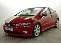 2009 Honda Civic I-VTEC TYPE-R GT Petrol red Manual