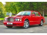 Bentley Arnage 4.4 V8 auto 1 Owner very rare Bentley 27000 Mls Full History